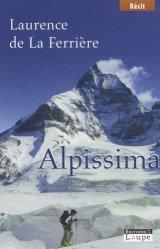 Alpissima [EDITION EN GROS CARACTERES